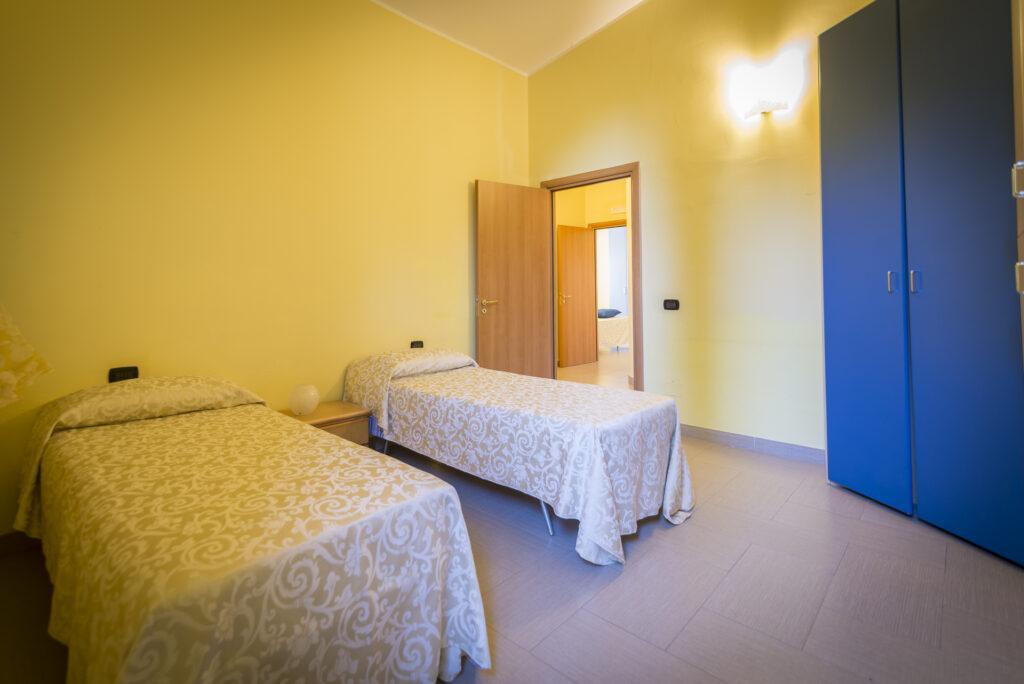 camera doppia residenza per assistenza sanitaria